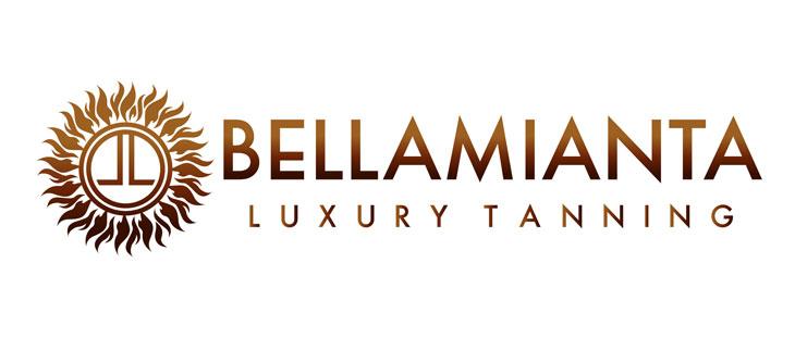 bellamianta luxury tanning logo